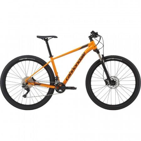 Bicicleta de munte pentru barbati Cannondale Trail 3 Portocaliu 2019