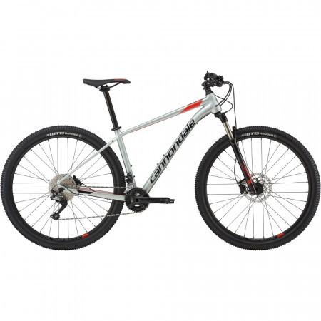 Bicicleta de munte pentru barbati Cannondale Trail 4 Gri salvie 2019