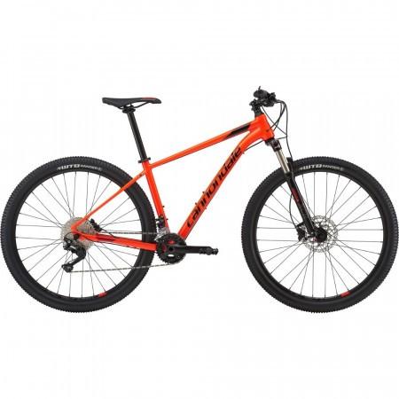 Bicicleta de munte pentru barbati Cannondale Trail 5 Rosu acid 2019