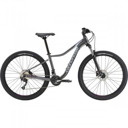Bicicleta de munte pentru femei Cannondale Trail 4 Antracit 2019