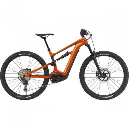 Bicicleta electrica Cannondale Habit Neo 2 Portocaliu 2021