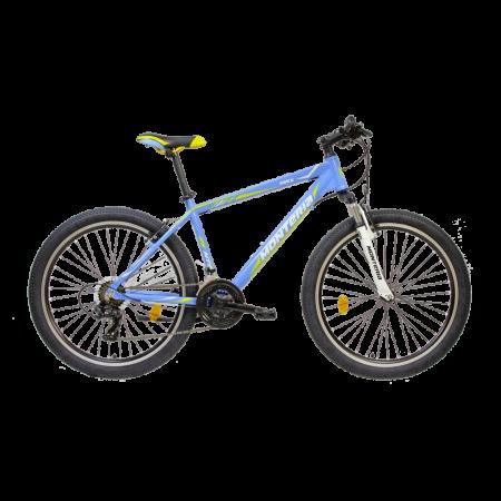 Bicicleta de munte Romet Monteria MRX Albastru/Galben