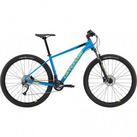 Bicicleta pentru barbati Cannondale Trail 6 27.5 Albastru 2018
