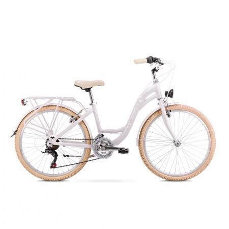 Bicicleta pentru copii Romet Panda 1 S/13 Alb 2021