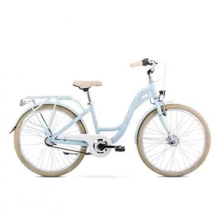Bicicleta pentru copii Romet Panda 2 S/13 Albastru/Alb 2021