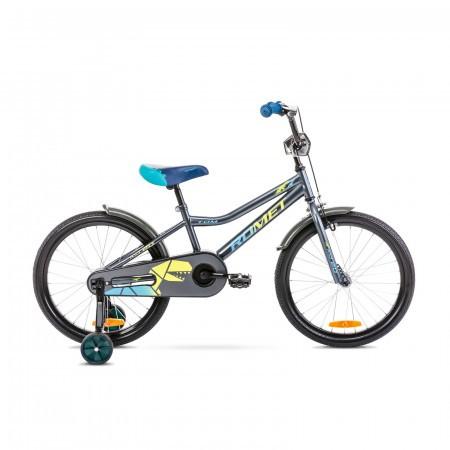 Bicicleta pentru copii Romet Tom 20 S/10 Gri 2021