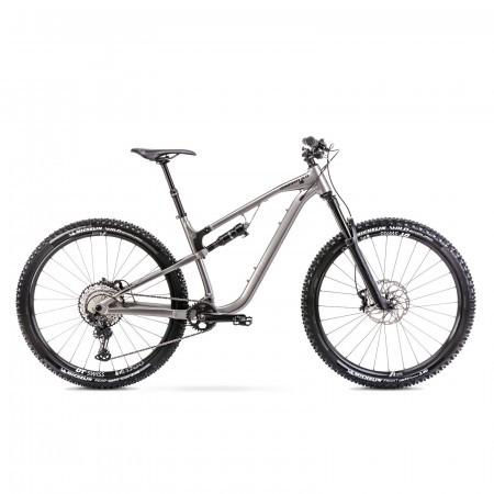 Bicicleta de enduro unisex Romet Dagger 2 Argintiu 2021