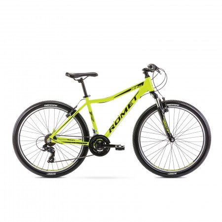 Bicicleta de munte pentru copii Romet Rambler R6.0 Jr Verde deschis 2021