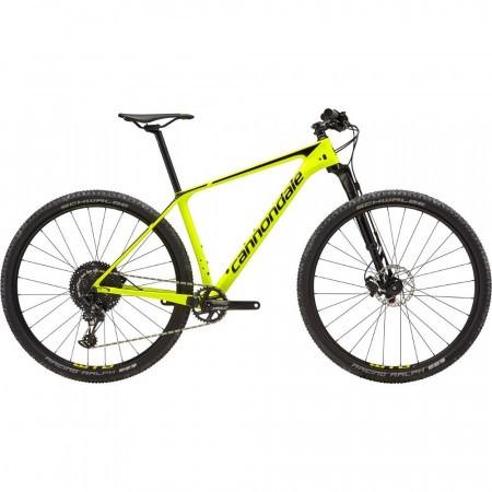 Bicicleta de munte pentru barbati Cannondale F-Si Carbon 4 M Verde 2019