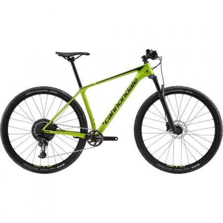 Bicicleta de munte pentru barbati Cannondale F-Si Carbon 5 Verde M Verde 2019