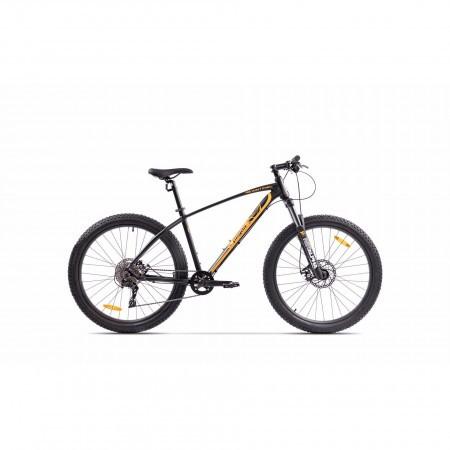 Bicicleta de munte pentru barbati Pegas Drumuri Grele 18.5 inch Negru/Rosu