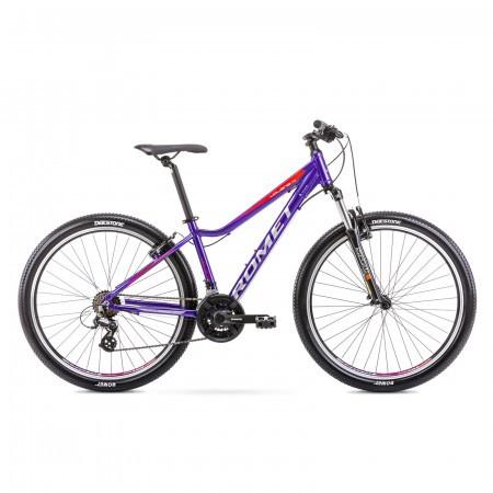 Bicicleta de munte pentru femei Romet Jolene 7.0 Violet 2021