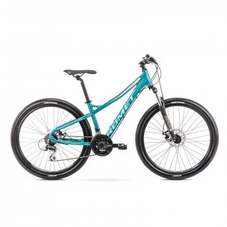 Bicicleta de munte pentru femei Romet Jolene 7.1 Turcoaz 2021
