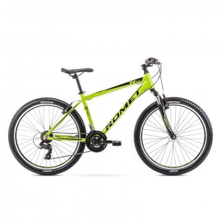 Bicicleta de munte pentru barbati Romet Rambler R6.0 Verde lime 2021
