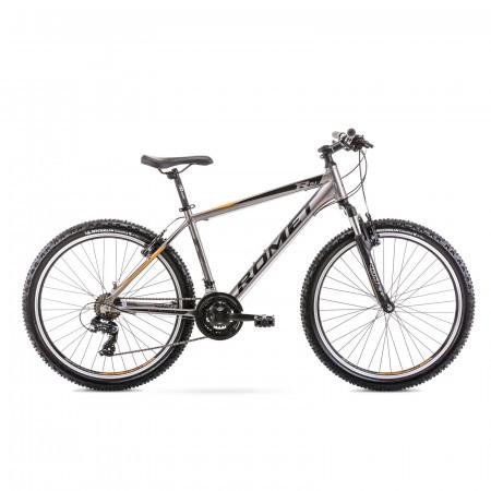 Bicicleta de munte pentru barbati Romet Rambler R6.1 Grafit 2021