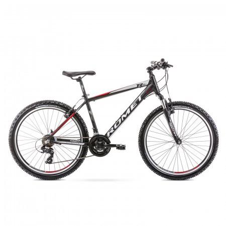 Bicicleta de munte pentru barbati Romet Rambler R6.1 Negru 2021