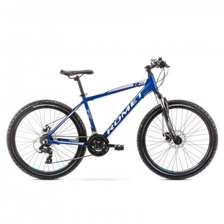Bicicleta de munte pentru barbati Romet Rambler R6.2 Albastru 2021