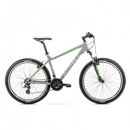 Bicicleta de munte pentru barbati Romet Rambler R7.0 Grafit 2021