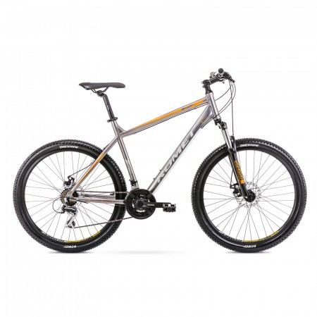 Bicicleta de munte pentru barbati Romet Rambler R7.1 Grafit 2021