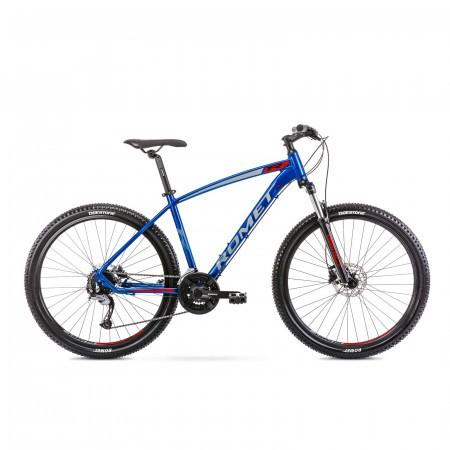 Bicicleta de munte pentru barbati Romet Rambler R7.3 Albastru 2021