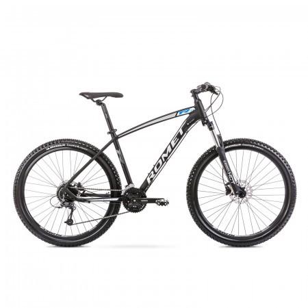 Bicicleta de munte pentru barbati Romet Rambler R7.4 Negru 2021
