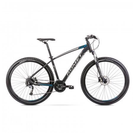 Bicicleta de munte pentru barbati Romet Rambler R9.3 Negru 2021