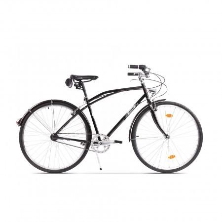 Bicicleta de oras pentru barbati Pegas Magistral Negru Stelar