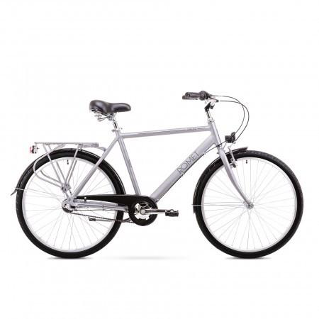 Bicicleta de oras pentru Barbati Romet Orion 3S Argintiu 2019