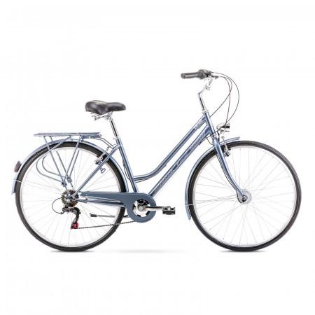 Bicicleta de oras pentru femei Romet Vintage D Gri 2021
