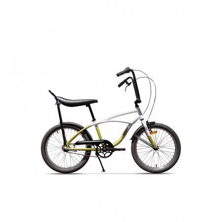 Bicicleta de oras unisex Pegas Strada Mini Lime