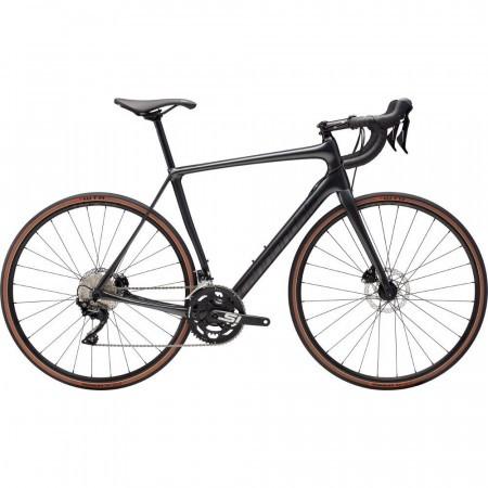 Bicicleta de sosea pentru barbati Cannondale Synapse Carbon Disc 105 SE Grafit 2019