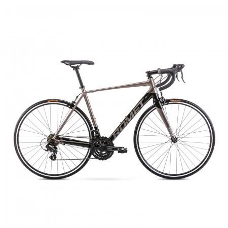 Bicicleta de sosea unisex Romet Huragan Gri/Negru 2021