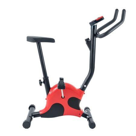 Bicicleta fitness mecanica Techfit BB350 cu sa reglabila