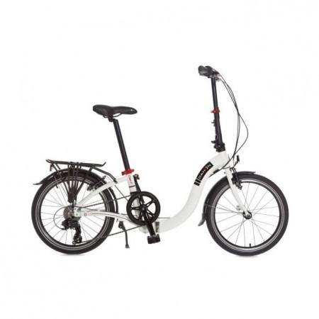 Bicicleta pliabila Dahon Ciao D7 Alb
