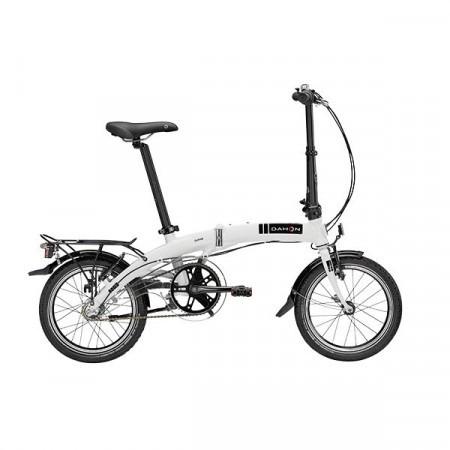 Bicicleta pliabila Dahon Curve I3 Alb