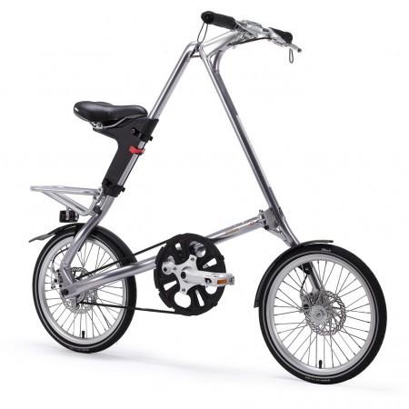 Bicicleta pliabila Strida EVO 3S 18 inch - diverse culori