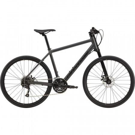 Bicicleta urbana pentru barbati Cannondale Bad Boy 3 Negru 2019