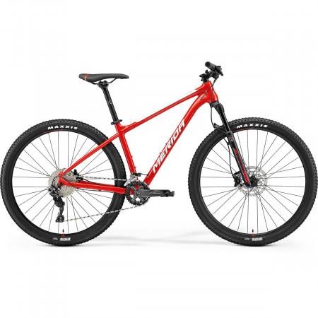 Bicicleta de munte pentru barbati Merida Big.Nine 500 Rosu/Alb 2021