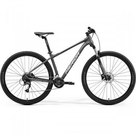 Bicicleta de munte pentru barbati Merida Big.Nine 60-2X Antracit Mat/Argintiu 2021