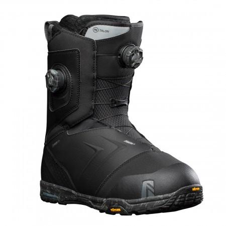 Boots snowboard Barbati Boots Nidecker Talon Focus Boa Negru 20/21