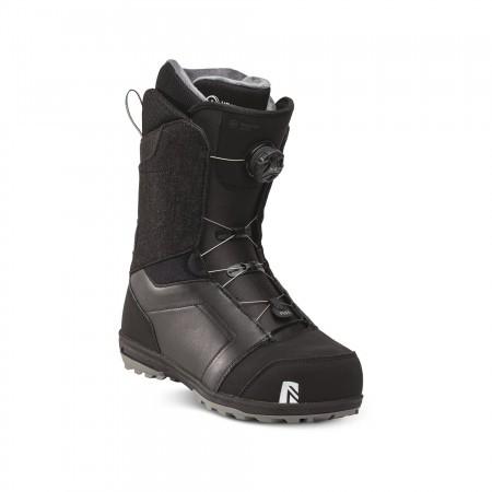 Boots snowboard Barbati Nidecker Aero Boa Negru 20/21