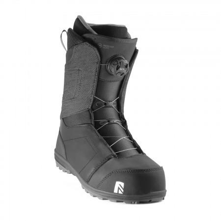 Boots snowboard barbati Nidecker Aero Boa Coiler Negru 2020