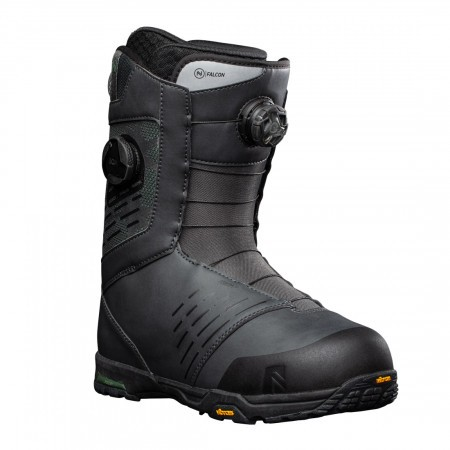Boots snowboard Barbati Nidecker Falcon Negru 20/21