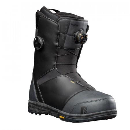 Boots snowboard Barbati Nidecker Tracer Boa Negru 20/21