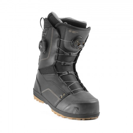 Boots snowboard femei Nidecker Trinity Boa Focus Negru 2020