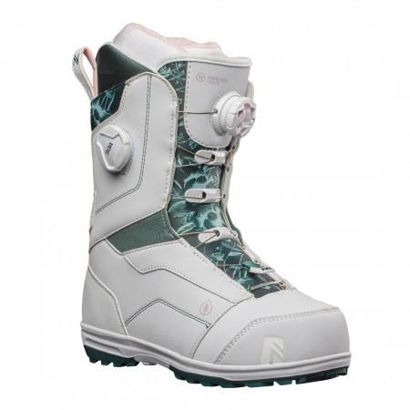 Boots snowboard Femei Nidecker Trinity Gri 20/21