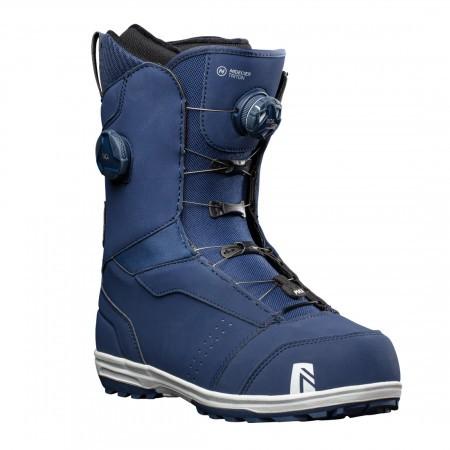 Boots snowboard Barbati Nidecker Triton Albastru 20/21