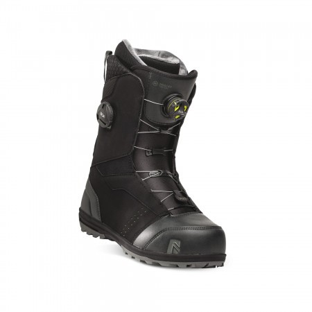 Boots snowboard Barbati Nidecker Triton Boa Focus Negru 20/21