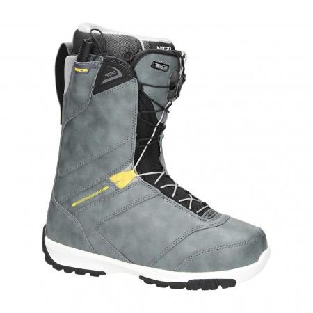 Boots snowboard barbati Nitro Anthem TLS Gri 19/20