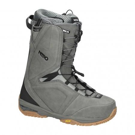 Boots snowboard barbati Nitro Team TLS Gri 19/20